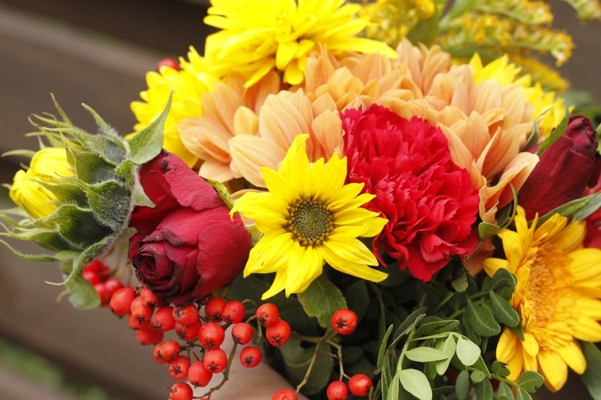 syyskimppu marketin kukista